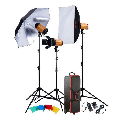 Комплект студийного света GODOX Smart Kit3 300SDI