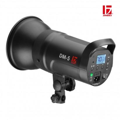 Студийная вспышка JINBEI DM-5 Wireless 2.4 Ghz