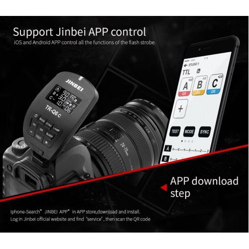 Автономная Вспышка JINBEI HD400 PRO