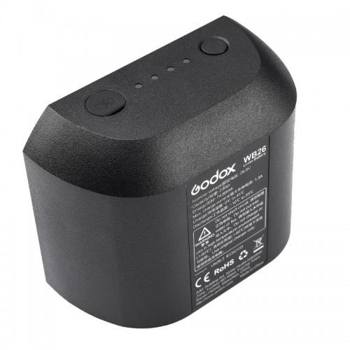 Аккумуляторная вспышка GODOX Witstro AD600Pro TTL