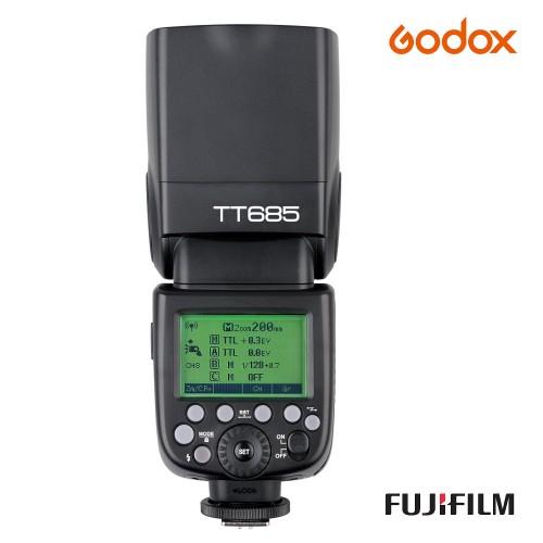 Вспышка Godox TT685F TTL HSS для FujiFilm