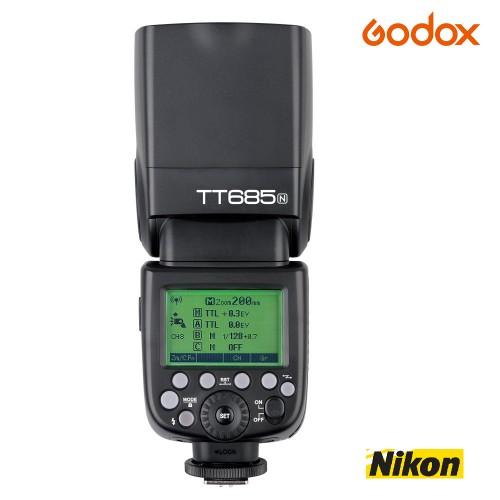 Вспышка Godox TT685N TTL HSS для Nikon