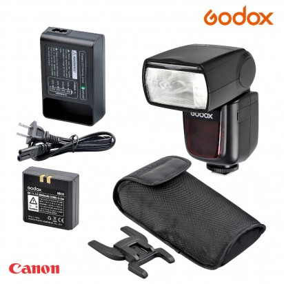 Вспышка Godox V860II TTL HSS Canon