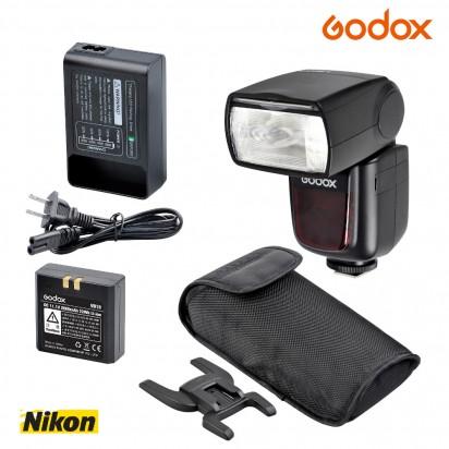 Вспышка Godox V860II TTL HSS Nikon