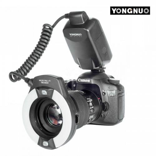 Макро вспышка YONGNUO YN-14EX TTL for Canon