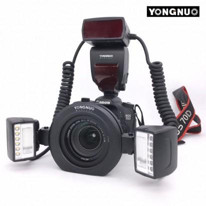 Макро вспышка YONGNUO YN-24EX TTL Canon
