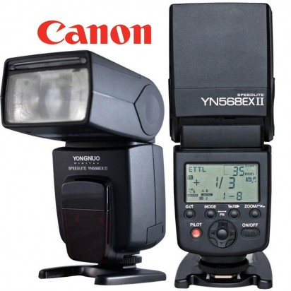 Вспышка Yongnuo YN-568 II TTL HSS Canon