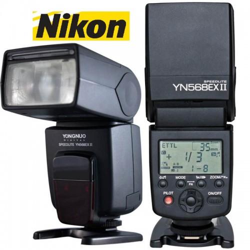 Вспышка Yongnuo YN-568EX TTL HSS Nikon