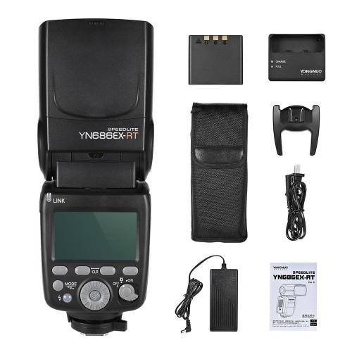 Вспышка YONGNUO YN686EX-RT TTL HSS Canon