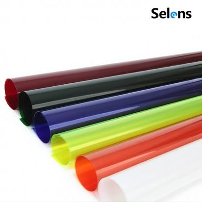 Набор Гелиевых фильтров SELENS K7 40x50 cm