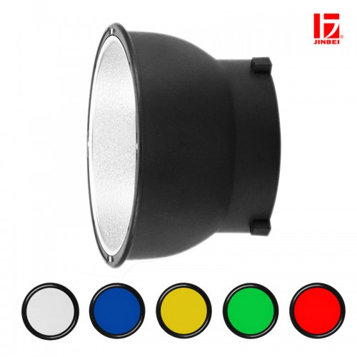 Рефлектор JINBEI Reflector Magnetic 14 cm