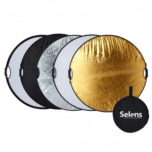 Отражатель Selens 5в1 лайт-диск 80см