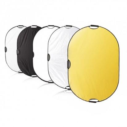 Отражатель Selens 5в1 лайт-диск 60x90 см