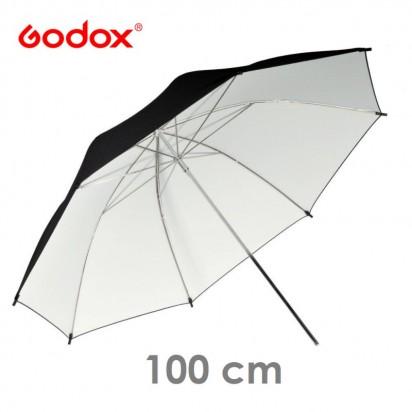 Фотозонт GODOX черный с белым 100 см