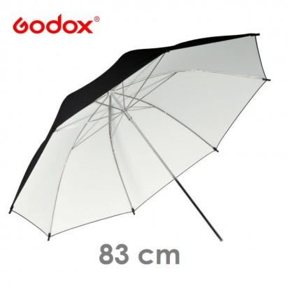 Фотозонт GODOX черный с белым 83 см