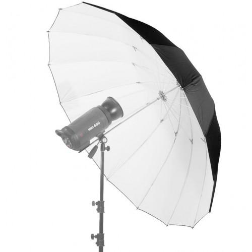 Зонт JINBEI Professional 100 см чёрно-белый