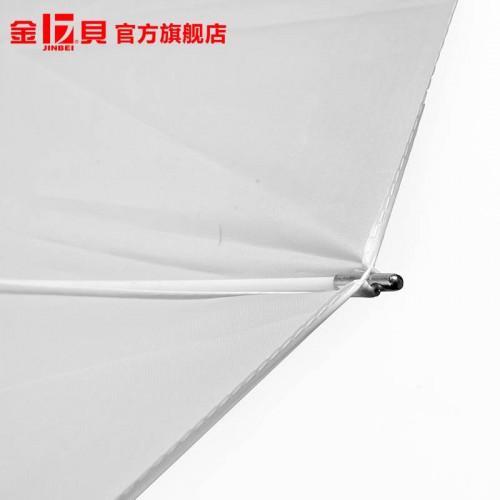 Фото зонт JINBEI белый на просвет 180 см