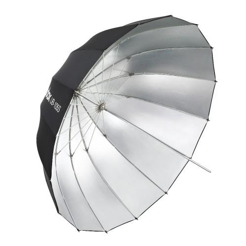 Зонт параболический GODOX UB-130S серебро черный