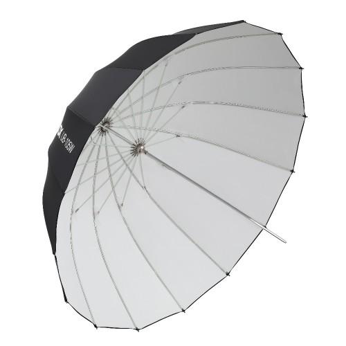 Зонт параболический GODOX UB-165W белый черный