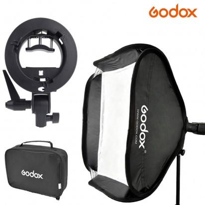 Складной софтбокс GODOX S-type 80x80 см