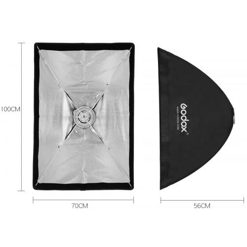 Софтбокс Зонтичный Godox Bowens SB-US 80x120 cm