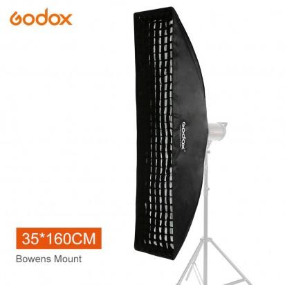 Стрипбокс GODOX SB-FW35x160 с сеткой