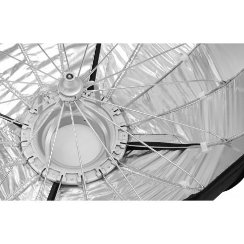 JINBEI Umbrella BD Silver 65 см