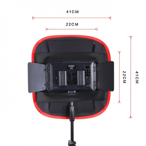 Софтбокс для постоянного LED света 41x41 см