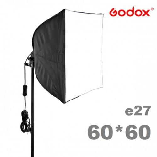 Софтбокс с цоколем E27 Godox AC6060