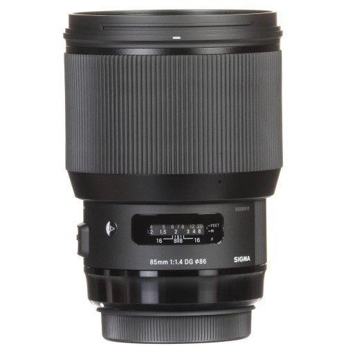 Объектив SIGMA 85mm f/1.4 DG HSM Art Canon