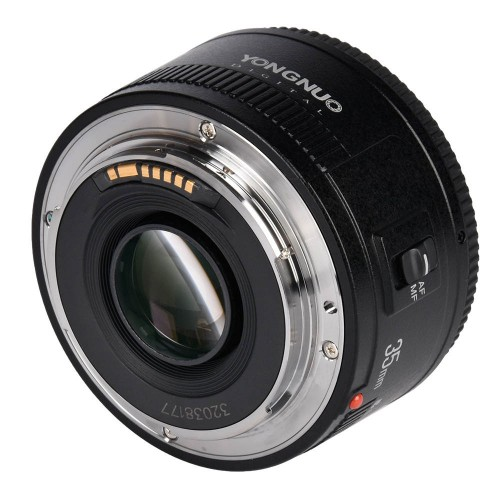 Объектив Yongnuo YN35mm f/2 Nikon AF-S