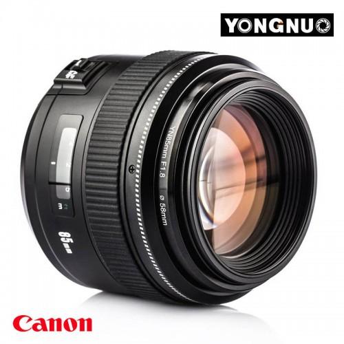 Объектив Yongnuo YN 85mm f/1.8 Canon EF