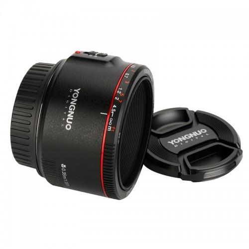 Объектив Yongnuo YN50mm  f1.8 II Canon EF