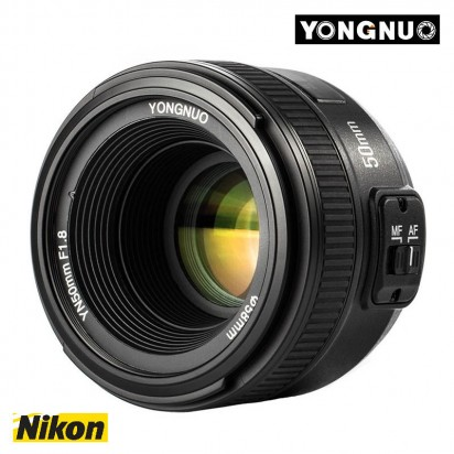 Объектив Yongnuo YN 50mm f/1.8 Nikon F