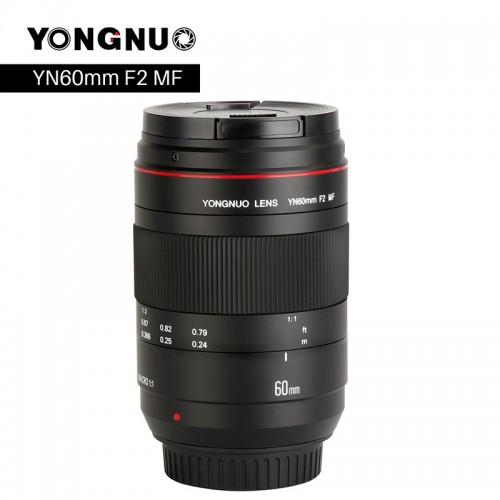 Объектив Yongnuo YN 60mm f/2 Macro Canon EF