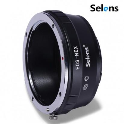 Адаптер для Объектива Selens EOS-NEX