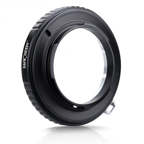 Адаптер объектива K&F Leica M - M4/3 MFT