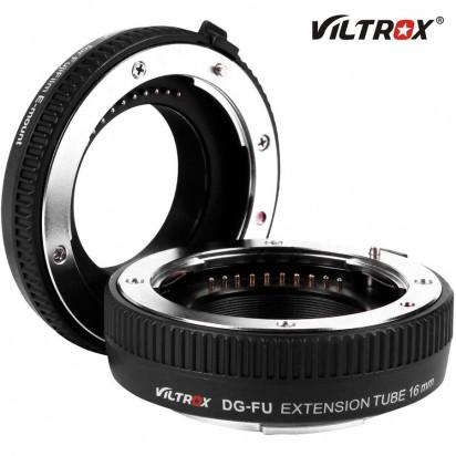 Макрокольца VILTROX DG-FU Fujifilm X