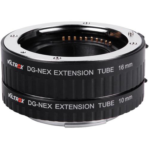 Макрокольца VILTROX DG-NEX для Sony-E NEX