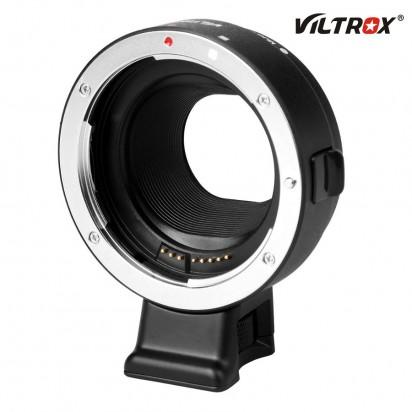 Переходник Viltrox Canon EF-EOS M