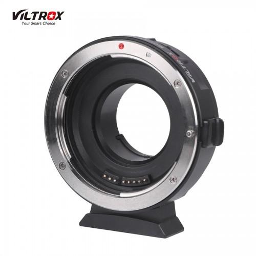 Переходное кольцо Viltrox EF-M1 на M4/3 Panasonic