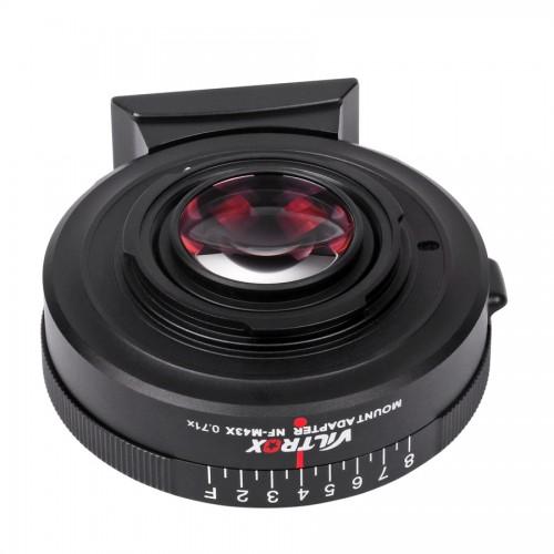 Переходник Viltrox Nikon NF-M43X MFT Panasonic