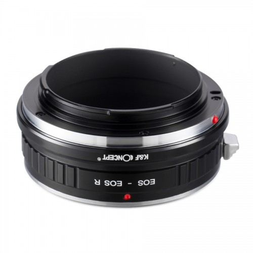Адаптер объектива K&F Canon EOS - Canon EOS R