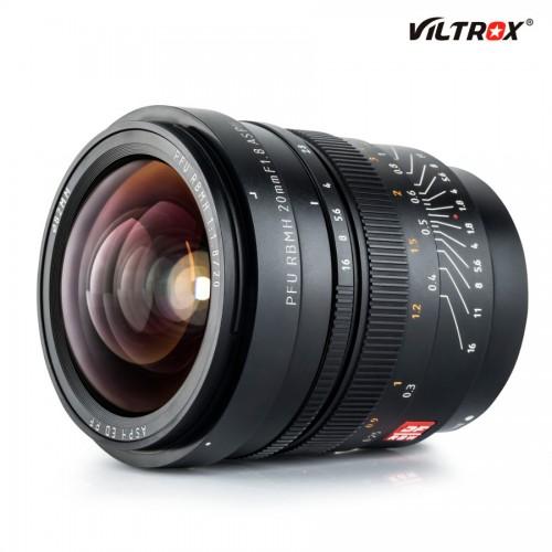 Объектив VILTROX 20mm f1.8 E-mount Sony