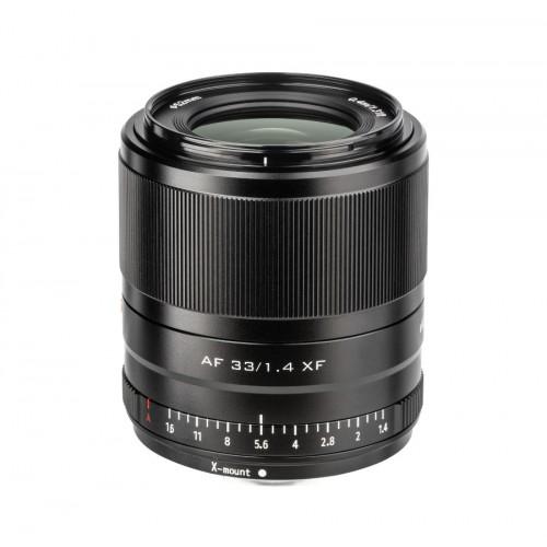 Объектив VILTROX 33mm f1.4 AF Fuji-X