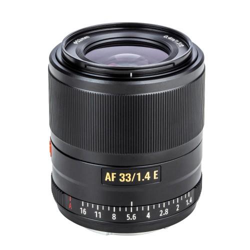 Объектив VILTROX 33mm f1.4 AF Sony-E
