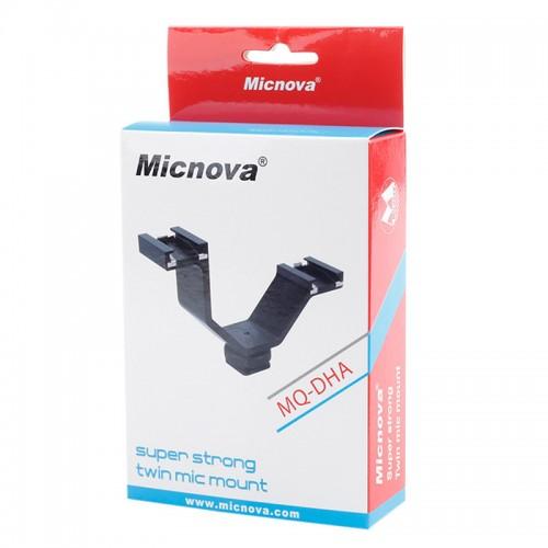 Крепление двойной башмак MICNOVA MQ-DHA01
