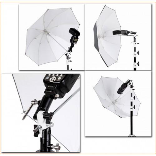 Держатель вспышки зонта тип U