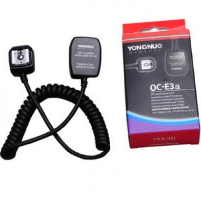 Синхрокабель для вспышки Yongnuo OC-E3S TTL Canon