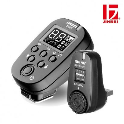 Радиосинхронизатор JINBEI TR-V6 2.4GHz KIT